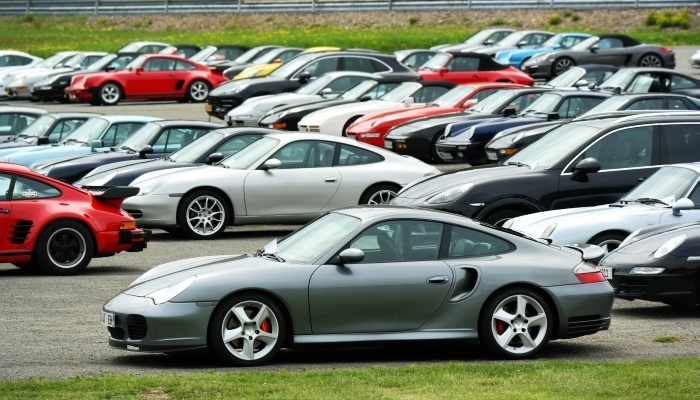 The largest automobile collection